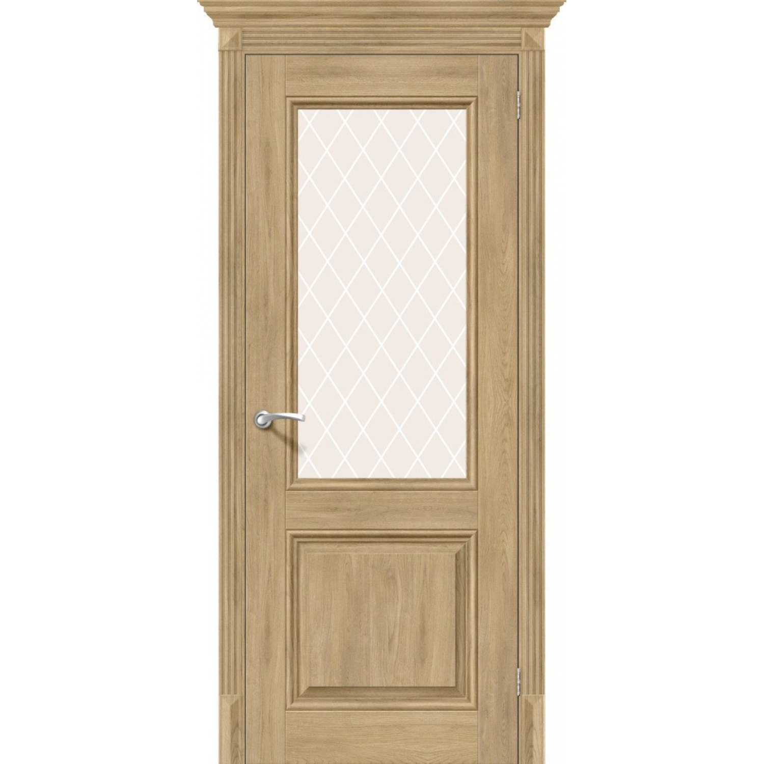 Классико-33 Organic Oak White Crystal